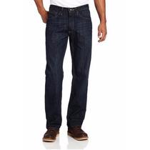Lee Premium Relaxed Straight Leg Calça Jeans Tam 52br Malice