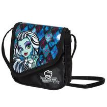 Bolsa Frankie Monster High Em Cetim, Compartimento - Sestini