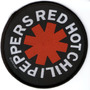 Patch Tecido - Red Hot Chili Peppers - Patch 10 - Importado