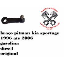 Braço Pitman Kia Sportage 96 97 98 99 00 01 02 03 04 05 06