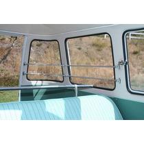 Barras Proteção Vidros Kombi 63 - 96 Bagageiro