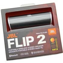 Caixa Jbl Flip Bluetooth Black Celular Tablet Sensação Eua