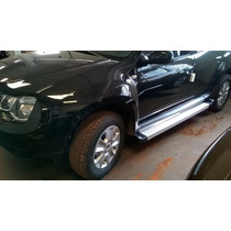 Estribo Renault Duster , Aluminio Personalizado Na Cor