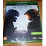 Halo 5 Guardians Xbox One Midia Fisica Lacrado Frete 10reais