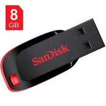 Pen Drive 8g San Disk