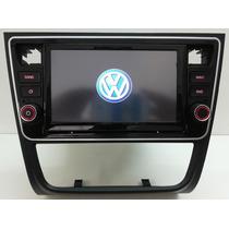 Central Multimídia Original Volkswagen Gol Voyage Saveiro G6