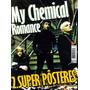 Revista Pôster My Chemical Romance Rara = Gigante 52 X 81cm!