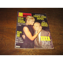 Manchete Nº 2191 Abr/1994 Ed Bloch Capa: Xuxa, Adolfo Bloch
