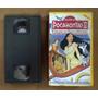 Fita Vhs - Pocahontas 2 - Viagem A Um Novo Mundo