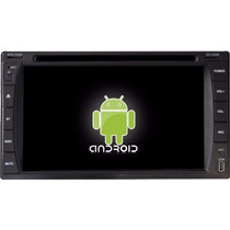 Kit Central Multimidia Android 4.4 Frontier Sentra Tida Mars