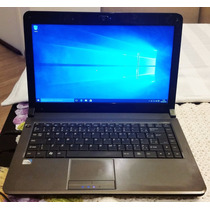 Notebook Positivo Unique N4100 Intel Atom 2gb Ram 320gb Hd