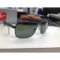 Oculos Ray Ban Rb3516 006/9a Polarizado Made In Italy Pronta
