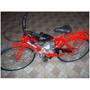 Nova Bicicleta Super Forte Barra Motorizada 80cc 2015