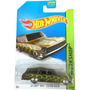 64 Chevy Nova Station Wagon Super Th T-hunt Hot Wheels 2014