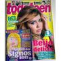 Revista Todateen 194 Miley Cyrus Justin Bieber Restart Luan