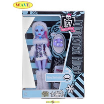 Monster High Abbey Bominable 2011 Wave - Original Mattel