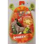 Shrek 2 - Donkey - Burro - Wafle E Fadinha - Hasbro