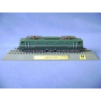 Locomotiva Sncf Cc 7100 - Trem Miniatura - Del Prado