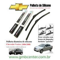 Palheta Automotiva Silicone Chevrolet Vectra 2006 A 2008