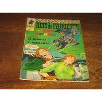 Reis Do Faroeste Em Cores Nº 1 Janeiro/1972 Ebal El Diablo
