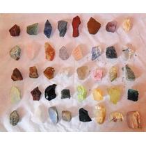 Dal Corsi 30 Pedras Brutas Onix,cristal,quartzo,agata,jaspe