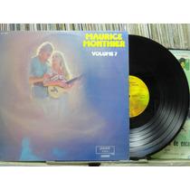 Maurice Monthier Sua Grande Orquestra V.7 Lp London Estéreo