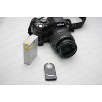 Controle Remoto P/ Nikon D3200 D7000 D5100 D3000 D5000 Ml-l3