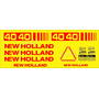 Kit Adesivos New Holland 4040 - Decalx