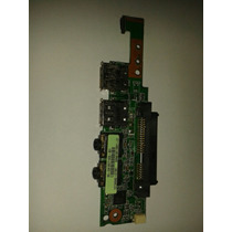 Placa Usb, Som, Sata Para Netbook Asus Eee Pc