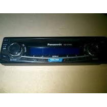 Frente Do Radio Panasonic Cq-c1103l