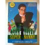 Super Nanny - Primeira Temporada Dvd -3 Dvds - Completa Novo
