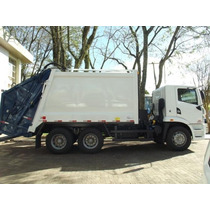*vw 17250 Locação Caminhão Compactador De Lixo*