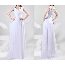 Vestido De Noiva E De Festa - Longo