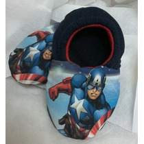 Pantufas Homem Ferro Capitao America Homem Aranha Hulck