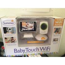 Baba Eletrônica Summer Baby Touch Wifi Com Internet Novo!