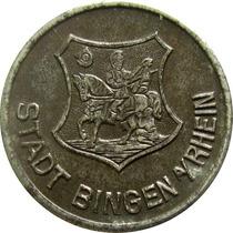 Alemanha / Bingen - 50 Pfennig 1919 (notgeld)