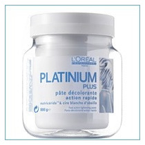Loreal Descolorante Platinum Plus 500g