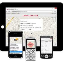 Rastreador + Bloqueador + Conta Inclusa Monitoramento Online