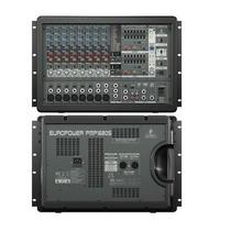 Mixer Behringer Pmp1680s 2804