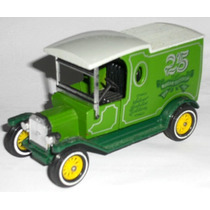 Matchbox 1912 Ford Model T 50 Anos (usado) Made In England