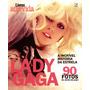 Revista Livro Atrevida Lady Gaga Lacrada! = Nº#1 C/ 90 Fotos