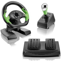 Volante Para Xbox 360 E Pc - Pro-50