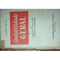 Livro Contabilidade Geral Para O Primeiro Ano Do Curso Técni