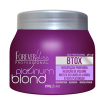 Forever Liss Platinum Blond Botox Matizador 250g