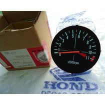 Tacômetro Conta-giro Rpm Ml Turuna Novo Original Honda Cx.