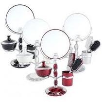 Espelho Para Salao Com Pinceis E Acessorios Jacki Design Pro