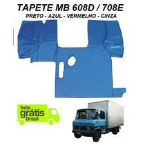 Tapete Verniz Caminhão Mb 608d / 708e (frete Grátis)