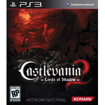 Castlevania: Lords Of Shadow 2 Ps3 - Codigo Psn - Zell Games