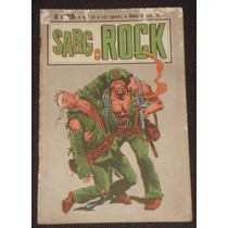 O Herói Nº 23 (2ª Série) - Sarg Rock - Ebal - 1979