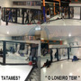 Promoção Lona Branca Tatame 15 X 1,57 M Ringue Mma Academia